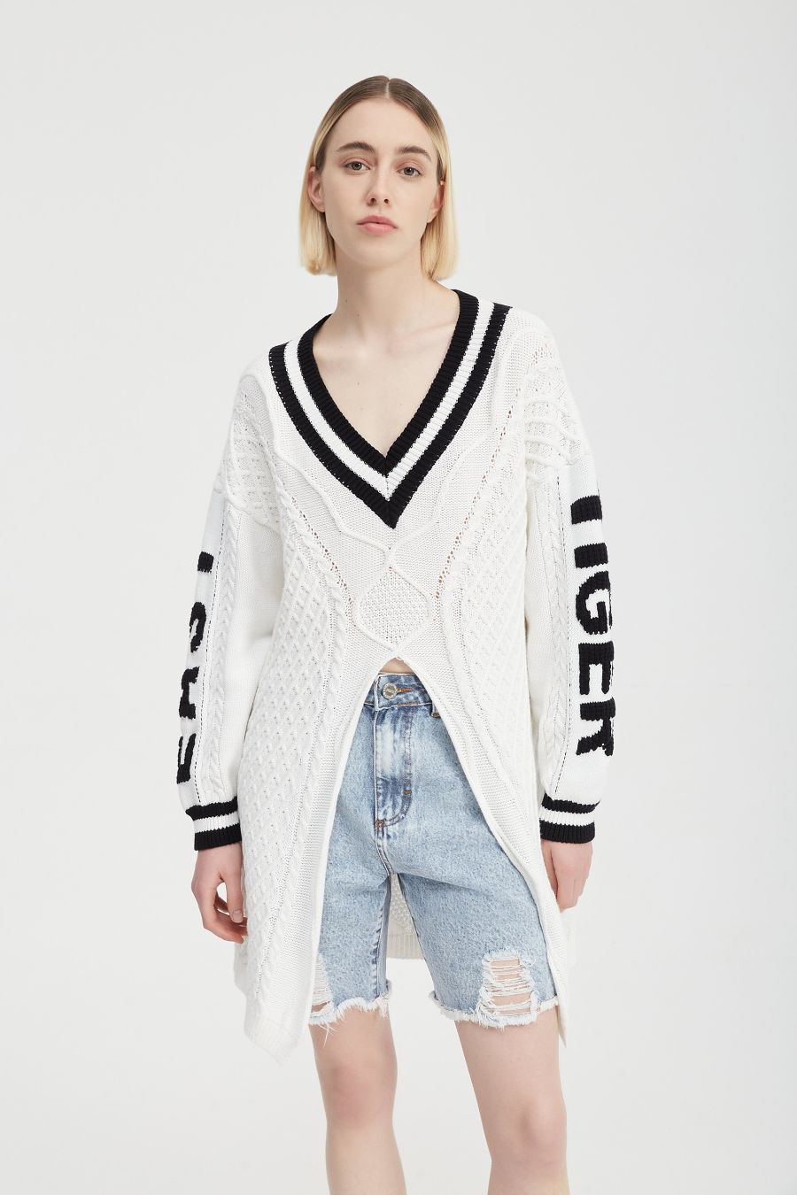 SWEATER EASY TIGER